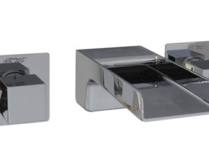 Artos F801-4 In Wall Lav Faucet Kascade
