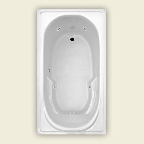 Jetta Fiji J-12 Whirlpool Bathtub
