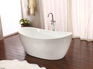 Tubs And More Flo Freestanding Bathtub