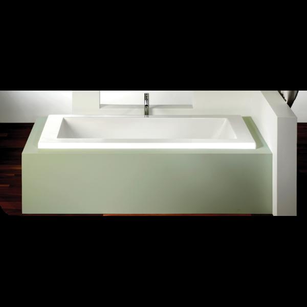 Alcove Flory De Colt Podium Bathtub