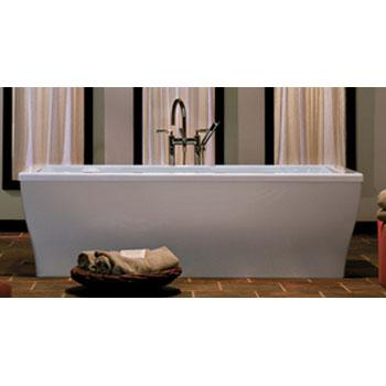 Jason Forma Freestanding Rectangular Bathtub