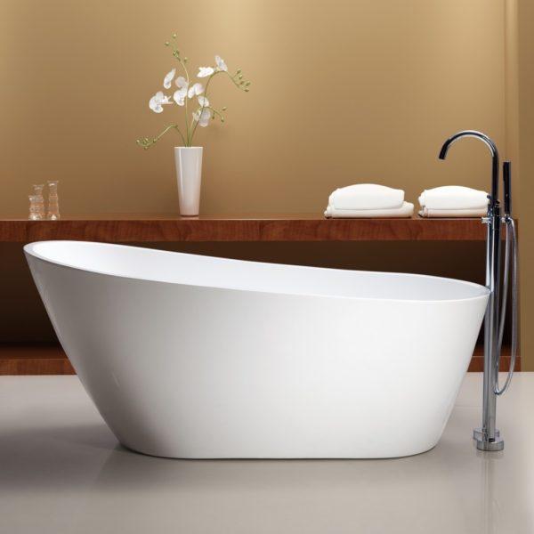 Tubs And More Mal Freestanding Bathtub
