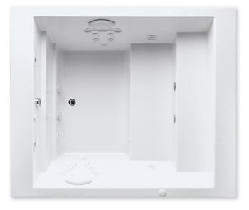 Jason Home Spa Rectangular Bathtub