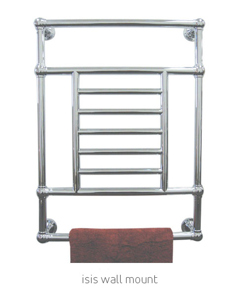 Artos Heated Towel Warmer Isis