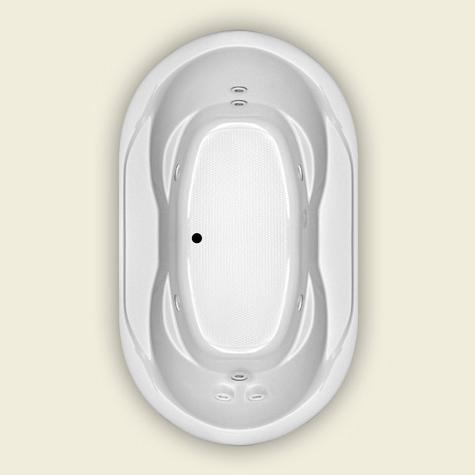 Jetta SICILY J-10X Whirlpool Bathtub