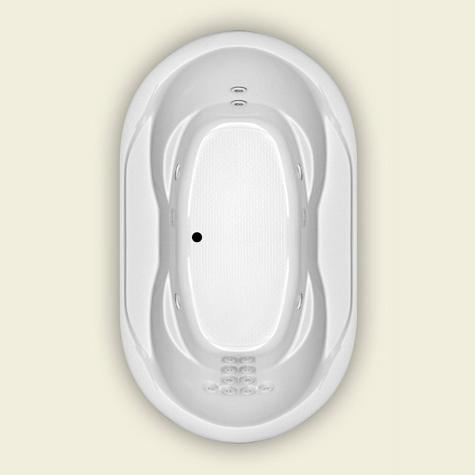 Jetta Captiva J-10xt Whirlpool Bathtub