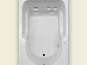 Jetta Barbados J-14x Whirlpool Bathtub