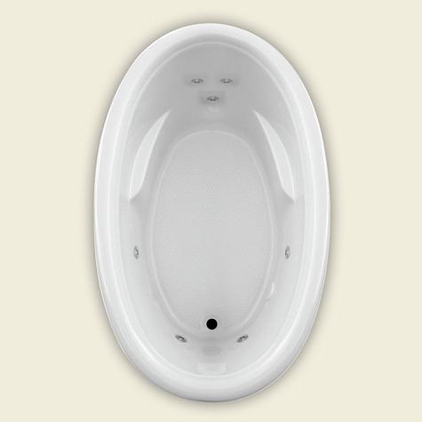 Jetta BERMUDA J-16X Whirlpool Bathtub