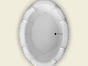 Jetta Nautilus J-19 Whirlpool Bathtub