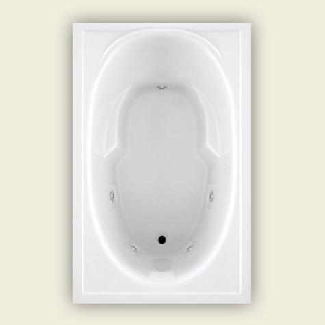 Jetta COZUMEL J-21 Whirlpool Bathtub