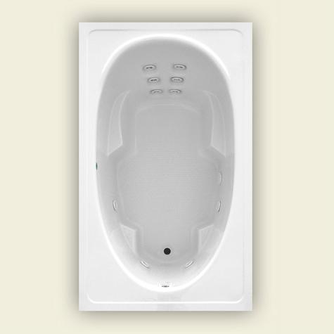 Jetta Samoa J-5v Whirlpool Bathtub