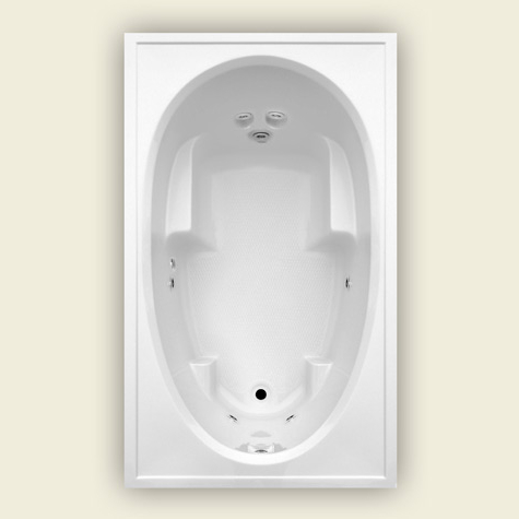 Jetta ST THOMAS J-5X Whirlpool Bathtub