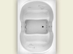 Jetta Montego Bay J-9xp Whirlpool Bathtub