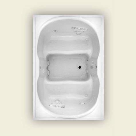 Jetta Montego Bay J 9xp Whirlpool Bathtub