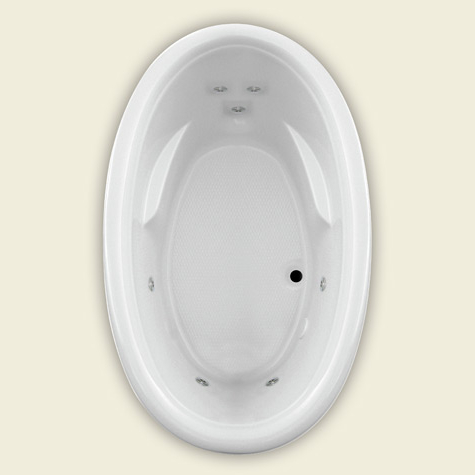 Jetta KEY LARGO J-81X Whirlpool Bathtub