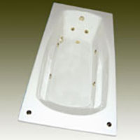 Mansfield 3672 Pro-fit Rectangular Bathtub