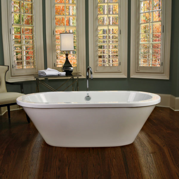 Mti New Yorker 6 Freestanding Bathtub