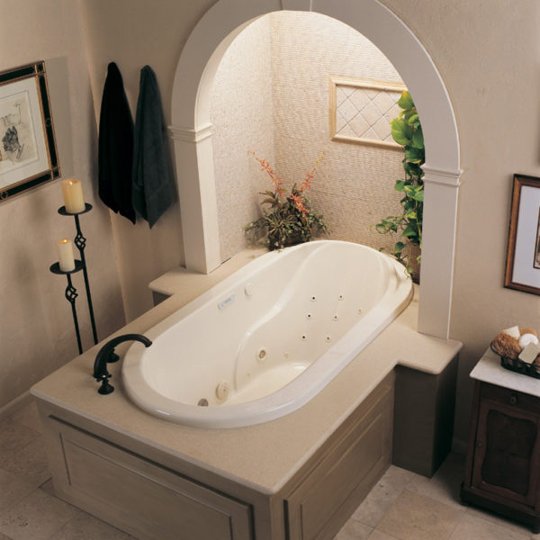 Mti Solitude Bathtub