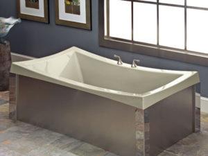 Mti Sapelo 2 Bathtub