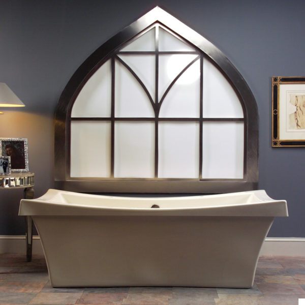Mti Sapelo 1 Freestanding Bathtub
