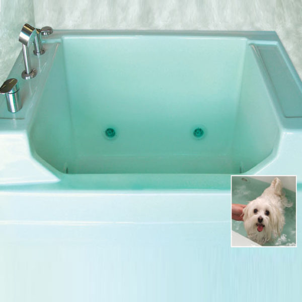 Mti Jentle Pet® 1 Bathtub
