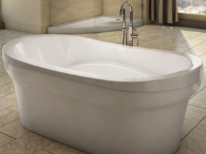 Neptune Revelation Freestanding Bathtub