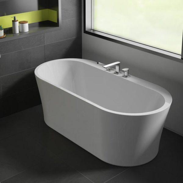Tubs And More Libretto Grande Acrylic Bathtub