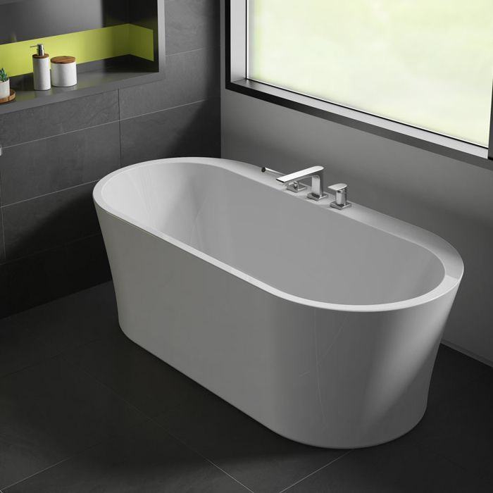 Tubs and More Libretto Grande Acrylic Bathtub - Tubs and More
