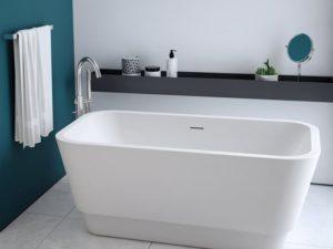Tubs And More Medley Petite Acrylic Bathtub