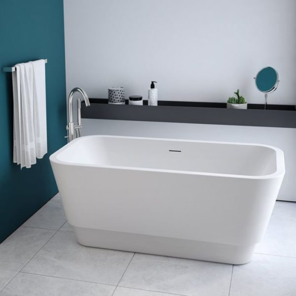 Tubs And More Medley Petite Acrylic Bathtub
