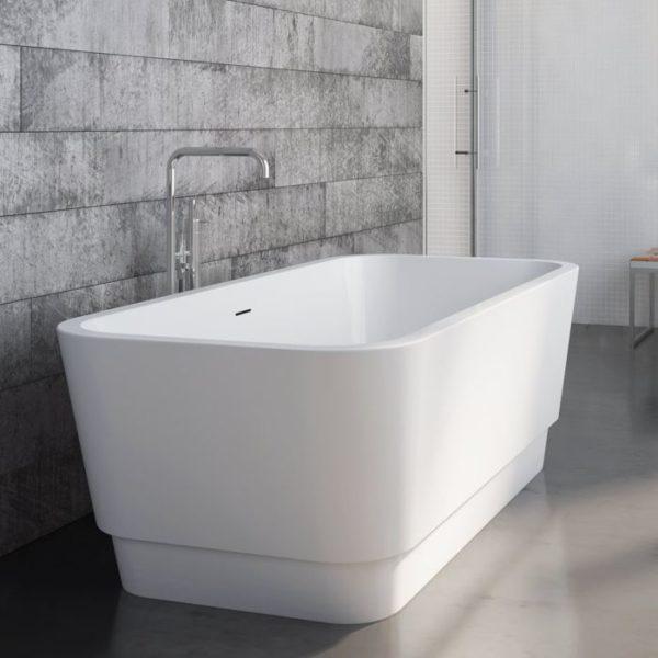 Tubs And More Medley Grande Acrylic Bathtub