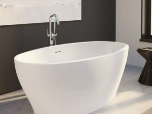 Tubs And More Octave Petite Acrylic Bathtub