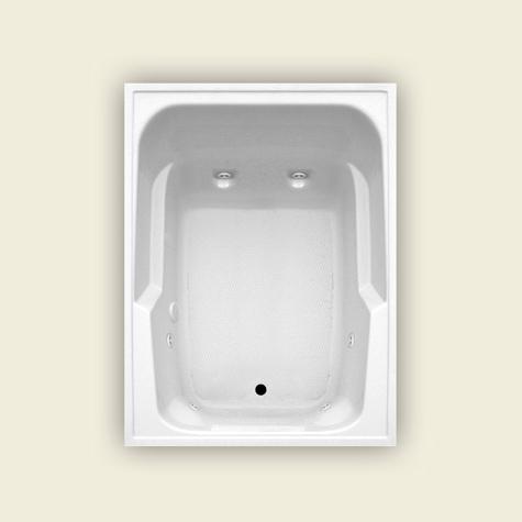 Jetta Pompano J-4 Whirlpool Bathtub