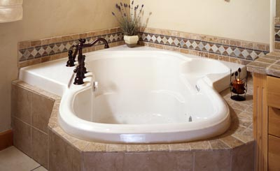 Jetta Serene Falls Waterdance Baths