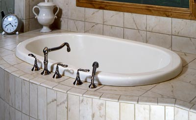 Jetta Soothing Falls WaterDance Baths