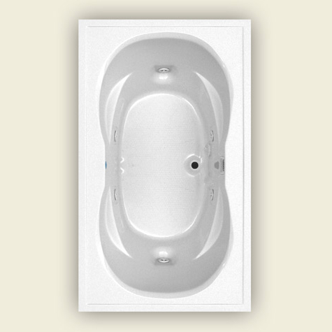 Jetta Tonga J-6 Whirlpool Bathtub
