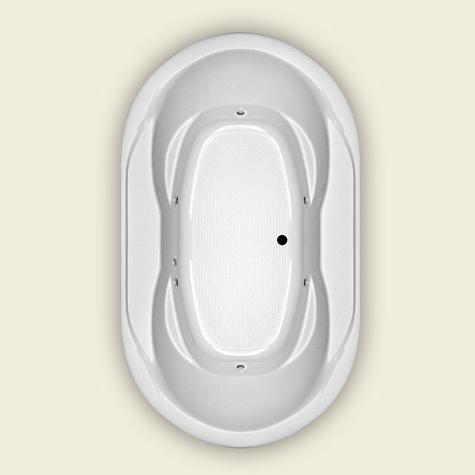 Jetta Victoria J-10 Whirlpool Bathtub