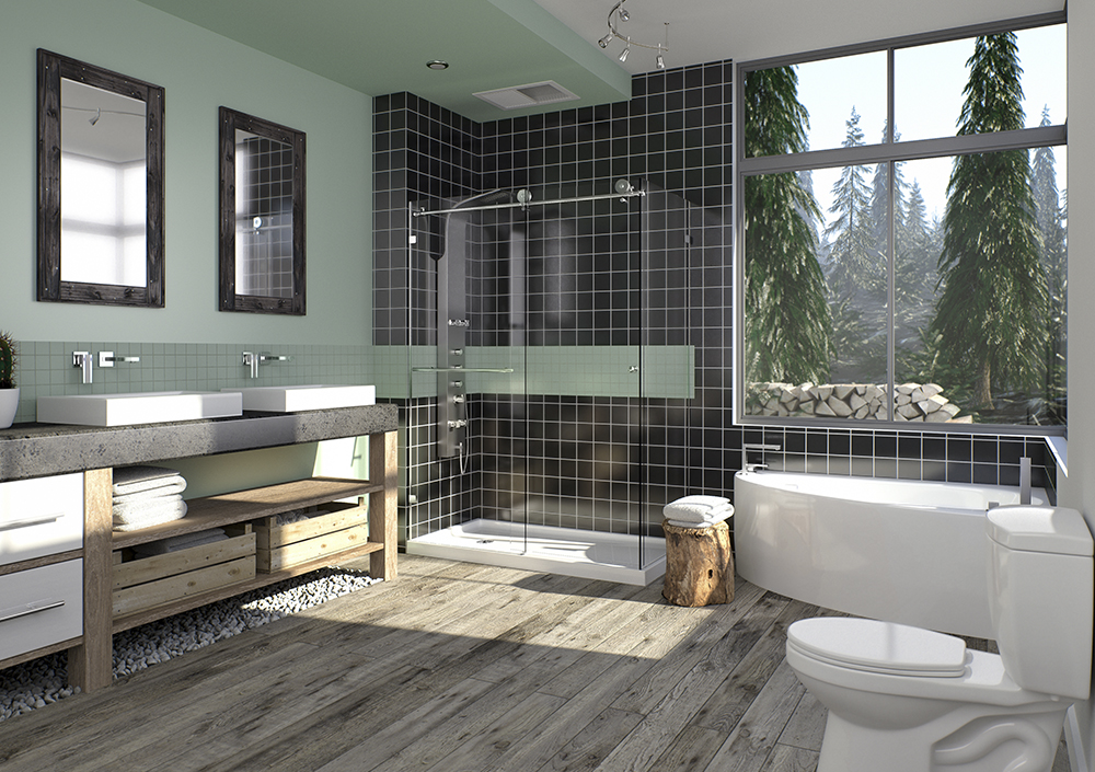 Neptune Wind Corner Bathtub Tubs And More