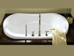 Revelation Oval Tub