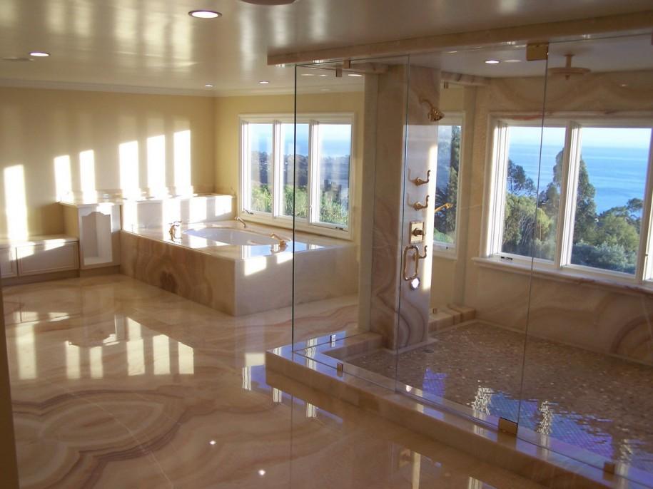 Cabin Home Bathtub Remodeling