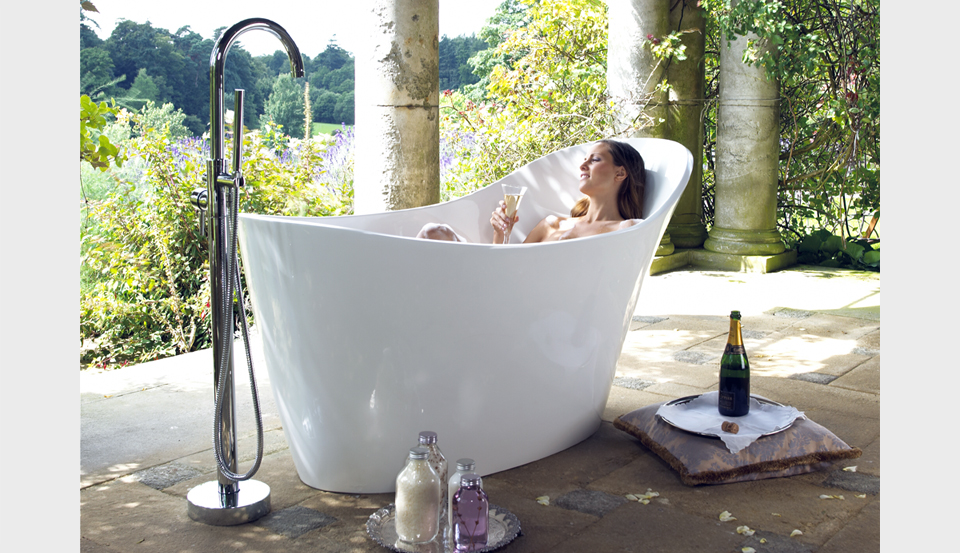 Amalfi Freestanding Tub