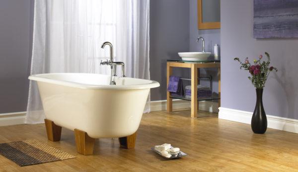 Deauville Claw Feet Tub