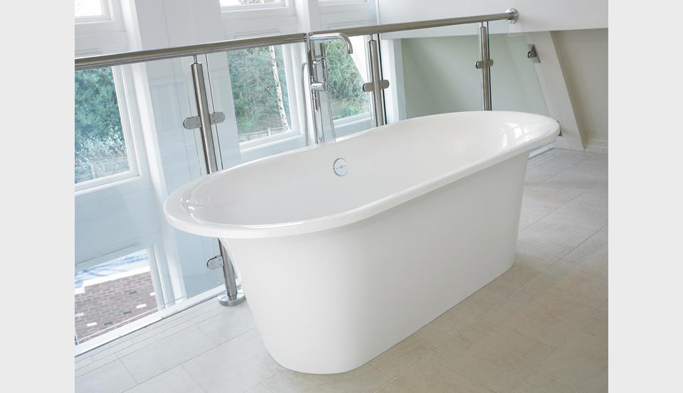 Como Freestanding Tub