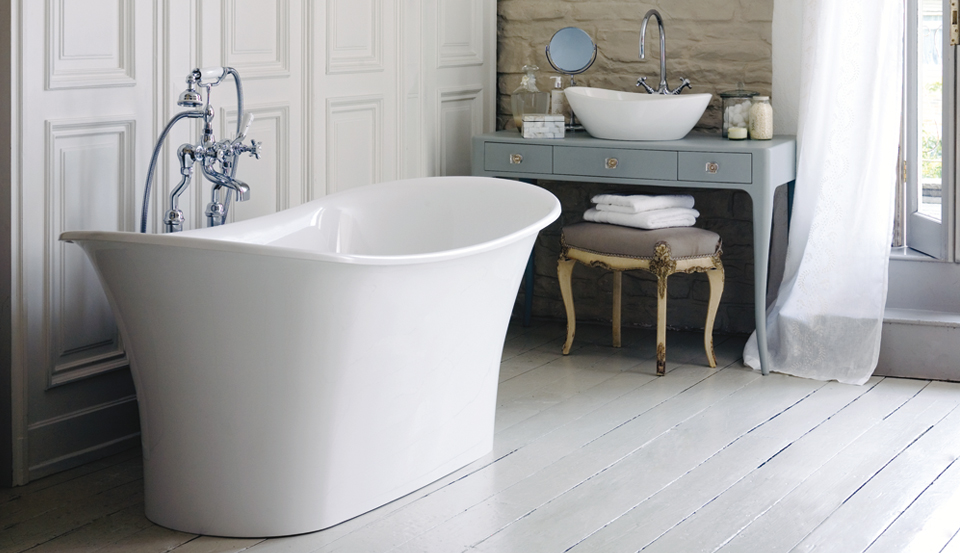 Edge Freestanding Tub