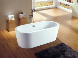 Neptune Amaze Oval Bathtub
