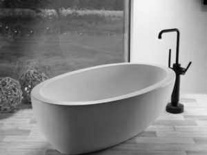 Dado Angela Freestanding Bathtub