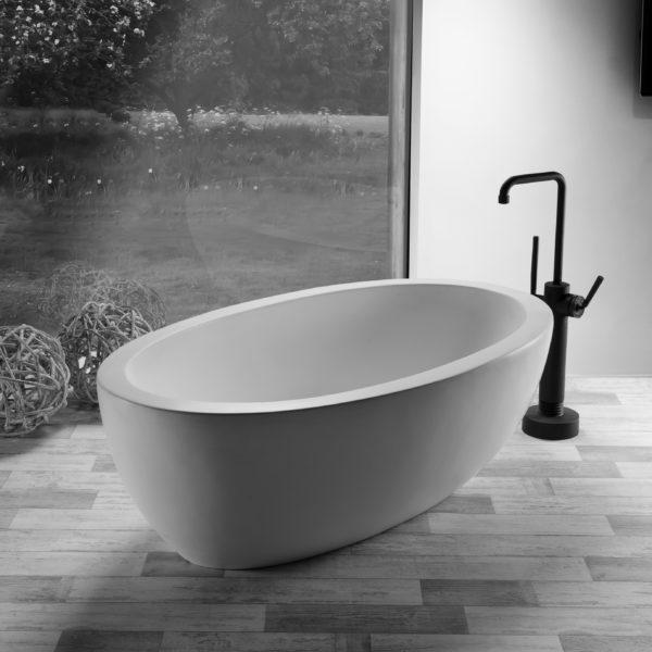 Dado Angela Freestanding Bathtub