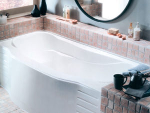 Apollon Alcove Bathtub