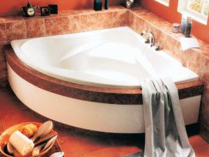 Athena Corner Bathtub