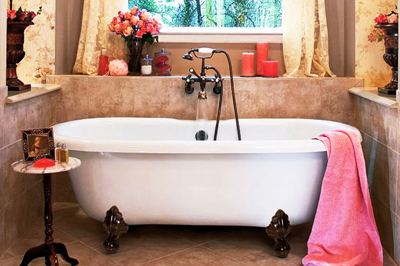 The Benefits Of A Cast Iron Bathtub